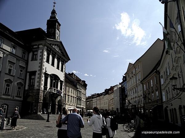 Liubliana guia de turismo