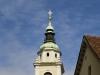 Torre de la Catedral de St. Nicholas en Liubliana