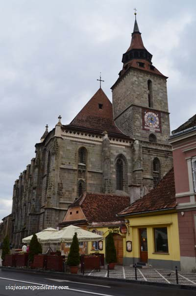 Iglesia Negra de Brasov