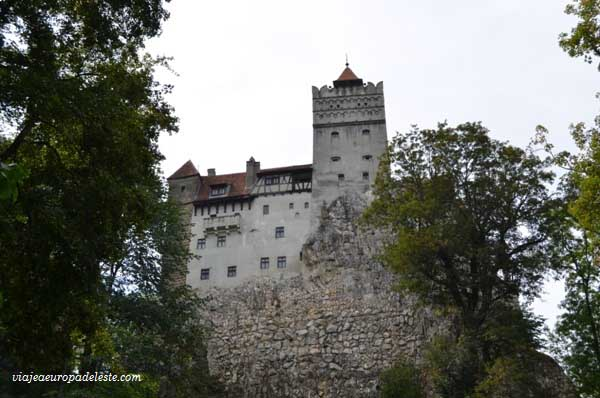 El Castillo de Bran en Transilvania