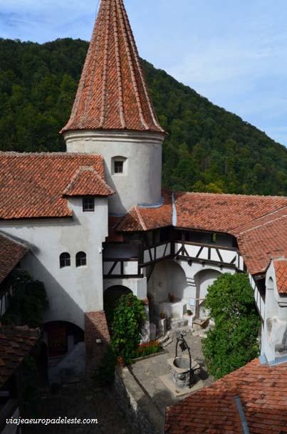 En el Castillo de Bran