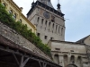 La Torre del Reloj en Sighisoara