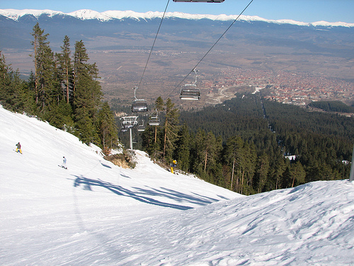 Esqui en Europa del Este