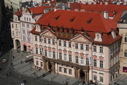 Palacio Golz Kinský