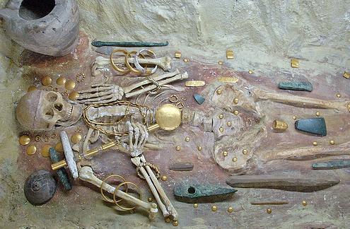 Necrópolis de Varna, Bulgaria prehistórica
