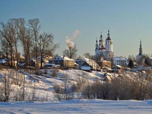Viaje por Rusia