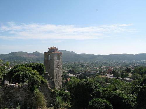 Ciudad de Bar, en Montenegro