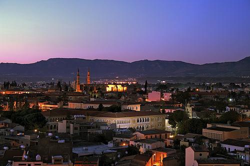 Nicosia, ciudad medieval y moderna