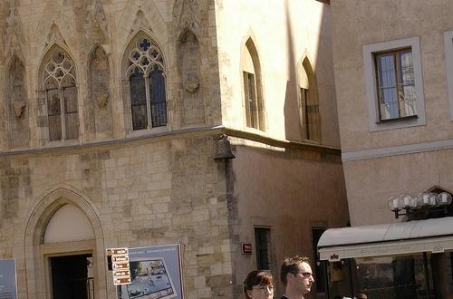 La Casa de la Campana de Piedra en Praga
