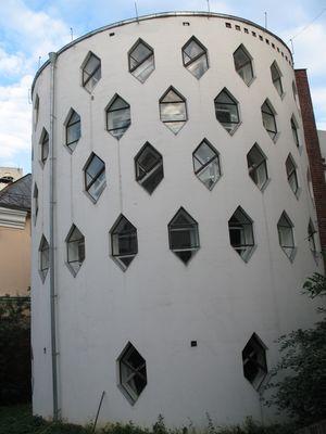casa melnikov