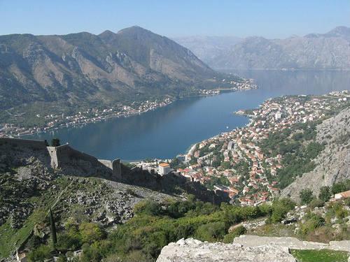 Visitar la Bahía de Kotor en Montenegro