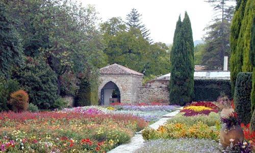 Jardin botanico de Balchik