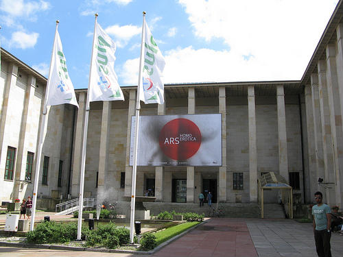 Visitar los museos de Varsovia