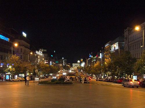 Plaza de Venceslao