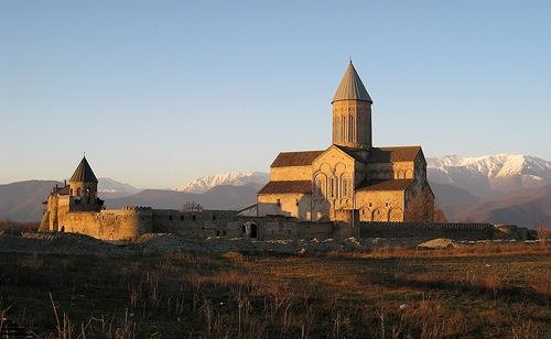 Kajeti, la región del vino en Georgia