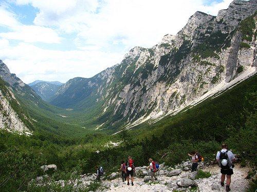 Los Alpes Julianos, en Eslovenia