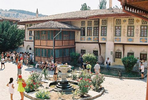 Bakhchisaray, volviendo a los tiempos medievales