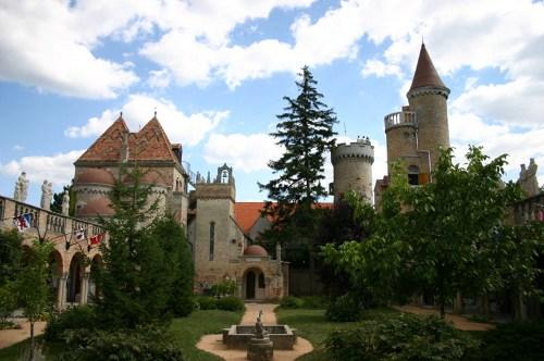 Central transdanubia de Hungria