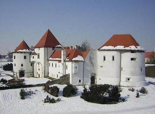 Castillo de Varazdin