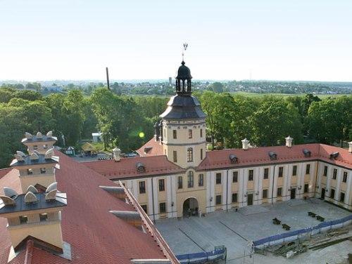 castillo de Nesvizh