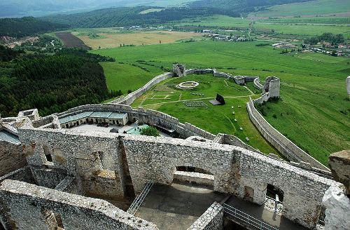 Castillo de Spis