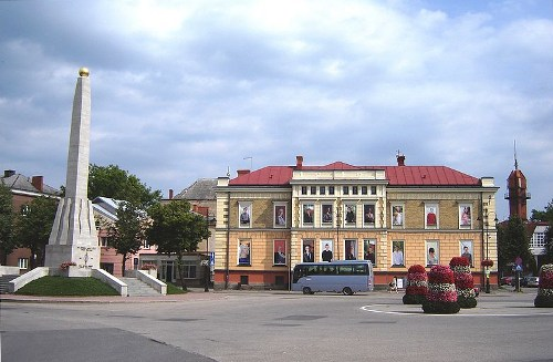 Cesis en Letonia