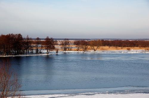 Delta de Nemunas