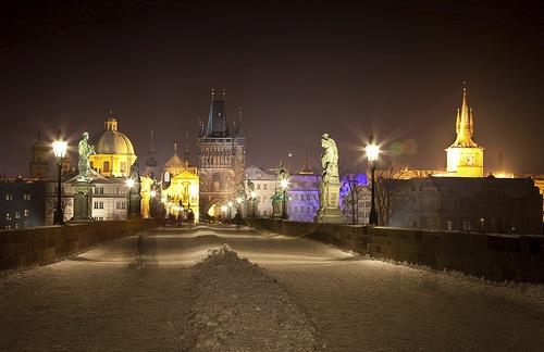 Fantasmas en Praga