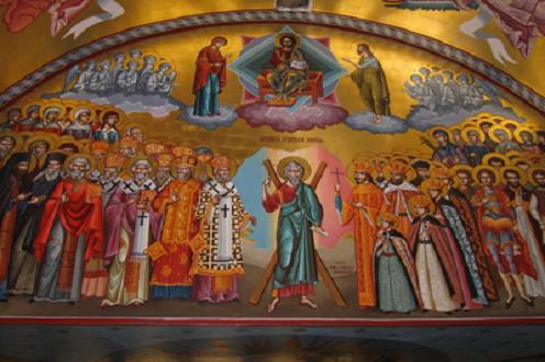 Monasterio de Valaquia