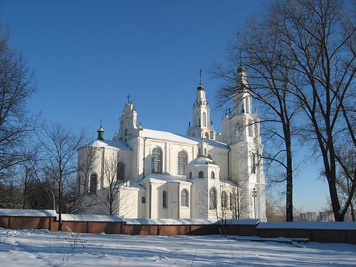 Iglesia de Santa Sofia en Polotsk