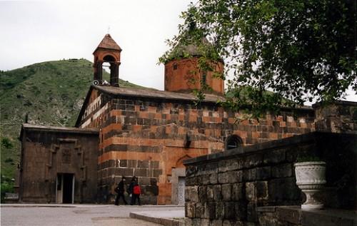 Iglesia negra de Vanadzor