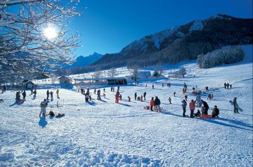 Esqui en Eslovenia