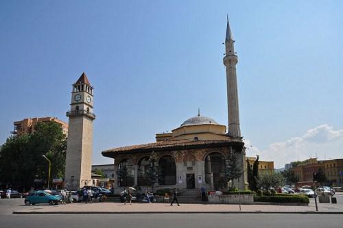 La Mezquita de Albania