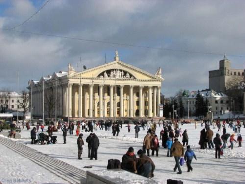 Viaje a Minsk, guía de turismo