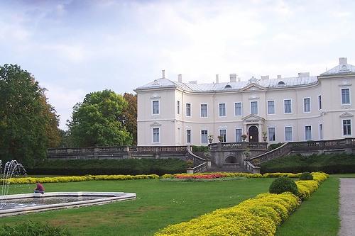 Museo del Ámbar de Palanga, en Lituania