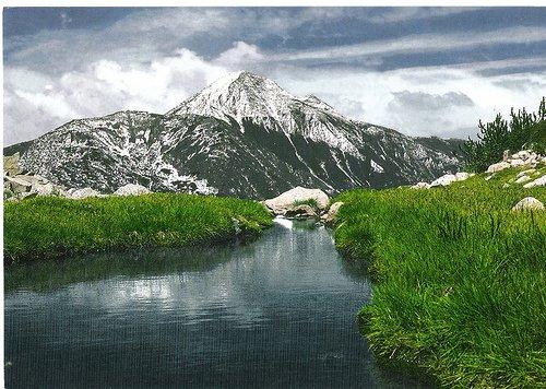 Parque Nacional de Pirin, en Bulgaria