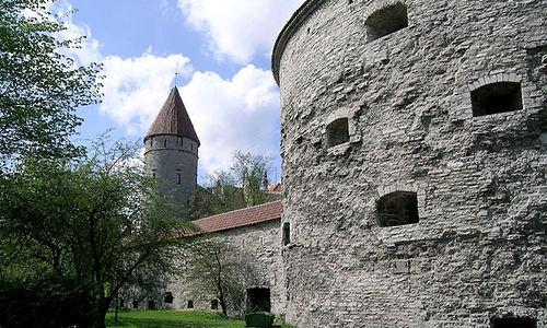 Puerta de la costa Tallin