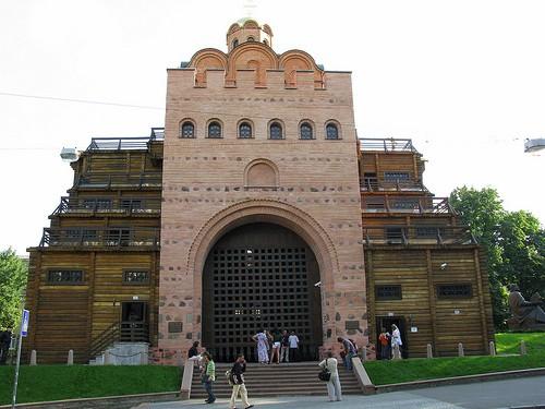 Puerta de Oro de Kiev