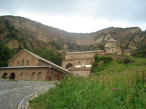 monasterio Shio-Mgvime