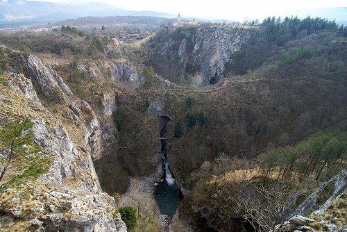 Cuevas de Skocjan