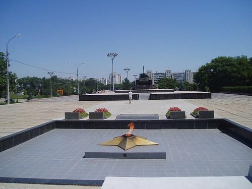 Tiraspol, museo vivo de la Unión Soviética