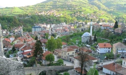 El encanto de la ciudad de Travnik