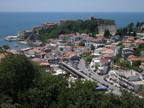 Ulcinj, el encanto de la costa en Montenegro