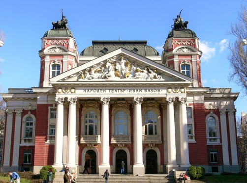 Teatro Nacional de Bulgaria Ivan Vazov, Sofia