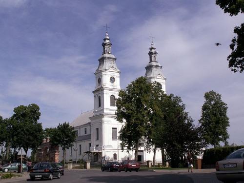 Žemaičių Kalvarija